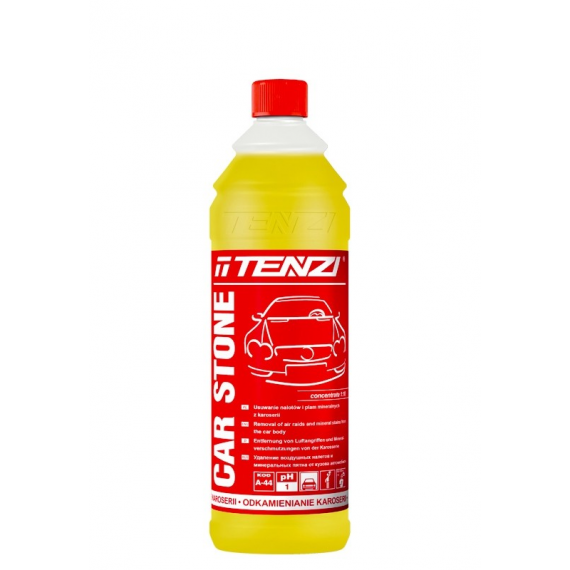 Car Stone - Removing stains and mineral sediments from car body
