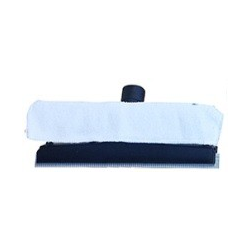 Window steam and vacuum cleaner with cloth 250mm.