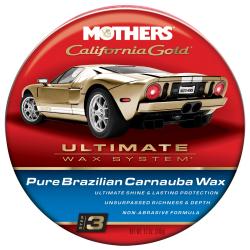 California Gold Pure Brazilian Carnauba Wax - Cera protettiva carnauba