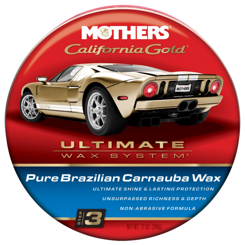 California Gold Pure Brazilian Carnauba Wax