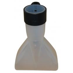 Bocchetta aspiro-vapore trasparente