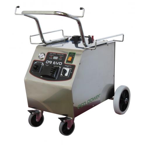 IMEX-09EVO generatore di vapore, detergente e idrogetto