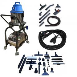 09EVO Junior + Steam and Vacuum Accessories