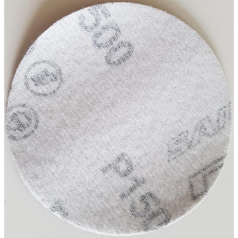 120# 100pz Dischi abrasivi Tampone in carta abrasiva Tampone in carta abrasiva rotonda Alluminio 75mm//3in Levigatrice per carta abrasiva Trapano per levigatura Carteggiatura abrasiva Carta abrasiva