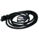Professional flexible hose with steam gun for exterior cleaning with DLS (Light)
