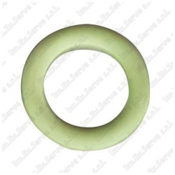 Small O-ring for interior flex hose