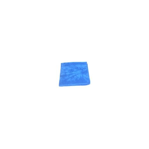 Microfiber cloth 40x40 blue