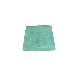 Microfiber cloth 40x40 green