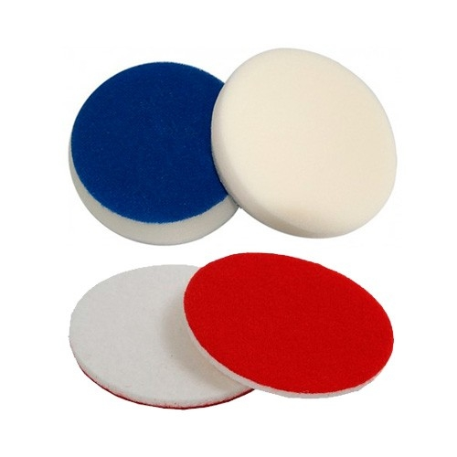 Accessories for polishing machines