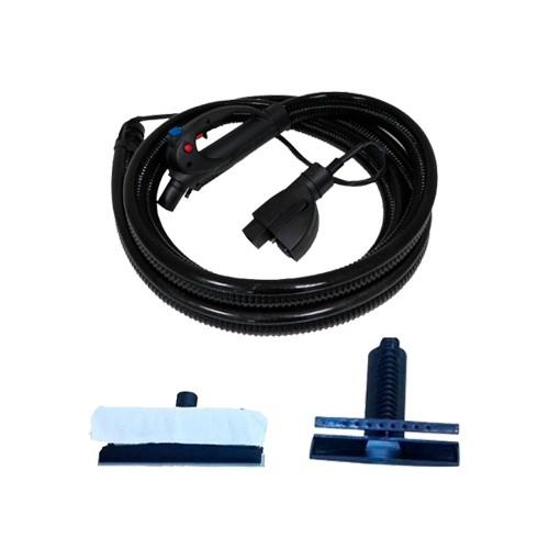 Steam and vacuum accessories